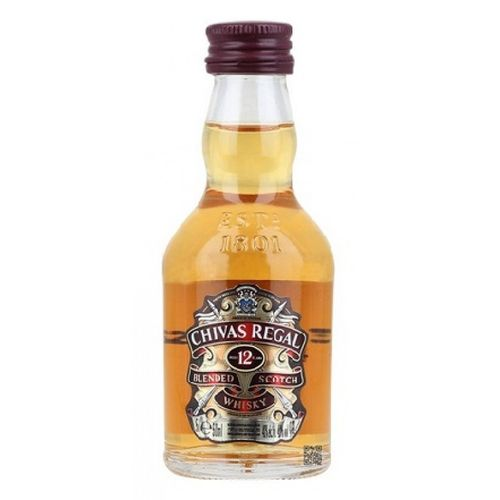 WHISKY-CHIVAS-REGAL-12-AÑOS-MINIATURA
