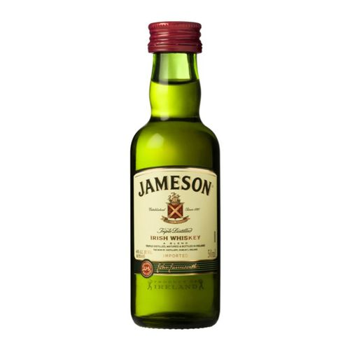 WHISKY-JAMESON-MINIATURA