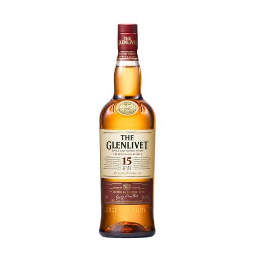 WHISKY-THE-GLENLIVET-15-AÑOS-700cc
